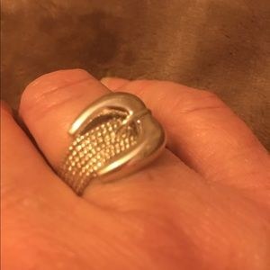 Jewelry - Woman's Sterling Silver Ring
